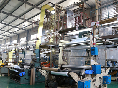Inflation Film Manufacturing